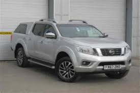 Nissan Navara │Silver│for Sale In Lincolnshire│Nissan Used Cars ...