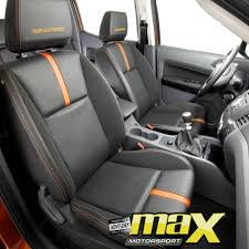 Ford Ranger T6/T7 Double Cab Wildtrak Style Leather Seat Covers With ... Toyota Wish Accura Synthetic Leather Seat Cover 11street Malaysia Amazoncom Super Pdr Luxury Pu Leather Auto Car Seat Covers 5 Seats Suv Truck Cushion Front Bucket Fitted For Cars Cheap Faux Black Leatherette For Clazzio 2016 2018 Toyota Prius Priuschat Newsfeed Truck Leather Seat Covers Truckleather Shop Oxgord Synthetic 23piece And Van Interiors Classic Soft Trim