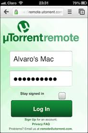 Control uTorrent on Mac Remotely From iPhone Without Jailbreak