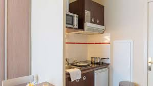 cuisine centre la roche sur yon aparthotel your appart city aparthotel in la