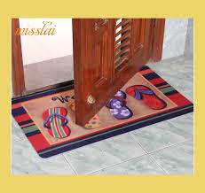 tapis entree maison tapis du0027entre britto coeur achat et vente