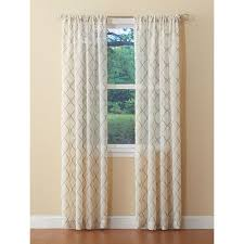 Boscovs Blackout Curtains by Piper Embroidered Sheer Panel Boscov U0027s