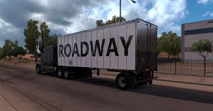 "RoadWay Trailer Skin ""BOX"" Mod - American Truck Simulator Mods Luff Trucking Llc Home Facebook Truck Trailer Transport Express Freight Logistic Diesel Mack Largest Yrc Series Rdwy 558000 561124 Index Of Imagestruckswhite01959hauler 1974 Ford C 700 Cab Over Engine Roadway Van Orange Fsvl H Road Transport Wikipedia Roadways One Stop Solutions Attenuators Krc Safety Co Inc Truck Drivers Indicted In Two Separate 5fatality 2015 Crashes On Companies Directory Driver Dies When Ctortrailer Leaves The Road And Plunges"
