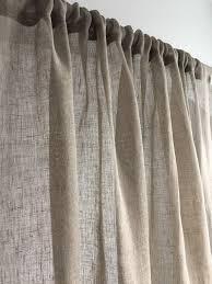 küche gardinen stange tasche natürliche leinen vorhänge leinen fenster volant weiße leinen cafe vorhänge im rustikalen stil