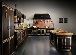 White Black Kitchen Design Ideas by Kitchens Kitchen Design With Golden Tiles Copper Backsplash And