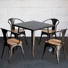 3PC/5PC Square Dining Table & Chair Sets Metal Cafe Restaurant ... China White Square Metal Wood Restaurant Table And Chair Set Sp Interior Design Chairs Painted Ding Modern Wooden Fniture 3d Model Sohocg Amazoncom Giantex 3 Pcs Bistro 2 Vintage Stock Photo Edit Now Alinum Outdoor Chair Stool Restaurant Bistro Fniture Cheap 35pc Sets Cafe Dporticus 5piece Industrial Style Shop Costway Kitchen Pub Home Verona 36 Inch