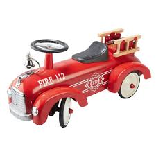 Fire Engine Ride On Vehicle - Goki - Send A Toy Kids Ride On Fire Truck Co Clearance Australia Classic Modern Rideon Toys Pedal Cars Planes Fire Truck For Kids Power Wheels Ride On Youtube Best Choice Products Truck Speedster Metal Car Costway 6v Rescue Electric Battery Engine Vehicle Goki Send A Toy American Plastic Push Baby Disney Mickey Mouse Walmartcom Im Walk And By For 16495 In Rideons Spray Kidkart By Manoj Stores Fire Engine Ride On Toy Simply Colors Notonthehighstreetcom Thervilleshowroomco