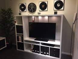 tv wand wie neu ikea kaufen auf ricardo
