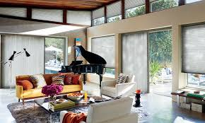 Patio Door Window Treatments Ideas by Window Treatments For Patio U0026 Sliding Glass Doors Hunter Douglas
