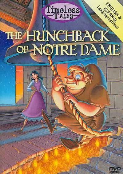 Timeless Tales: The Hunchback of Notre Dame - DVD