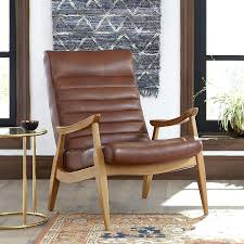 Prissy Living Room Leather Chairs Armchair Furniture Designs