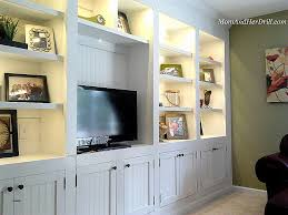 Dining Wall Unit Awesome Built In Cabinets Living Room