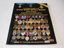Awards And Decorations Us Army by 100 Awards And Decorations Of The Us Military Roll Of Valor