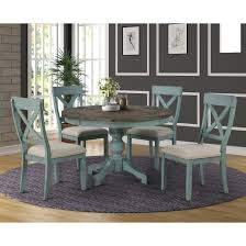 Shop The Gray Barn Spring Mount 5-piece Round Dining Table Set With ... 5 Pc Small Kitchen Table And Chairs Setround 4 Beautiful White Round Homesfeed 3 Pc 2 Shop The Gray Barn Spring Mount 5piece Ding Set With Cm3556undtoplioodwithmirrordingtabletpresso Kaitlin Miami Direct Fniture Upholstered Chair By Liberty Wolf Of America Wenslow Piece Rustic Alpine Newberry 54 In Salvaged Grey Art Inc Saint Germain 5piece Marble Set 6 Chairs Tables
