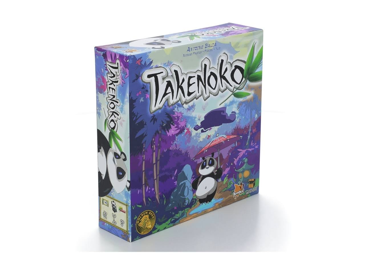Asmodee Editions Takenoko Board Game