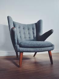 Vintage Hans Wegner Papa Bear Chair ap19 papa bear chair by hans wegner for a p stolen for sale at pamono
