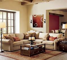 Red Sectional Living Room Ideas by Apartment Fetching Living Room Decorating Ideas With Brown