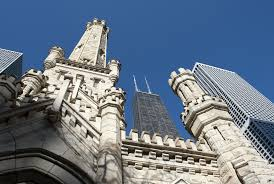 Chicago Water Tower Buildings Of Architecture