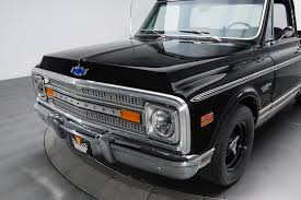 136073 1969 Chevrolet C10 RK Motors Classic Cars For Sale