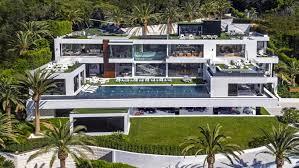 100 Million Dollar House Floor Plans Bruce Makowsky Sells BelAir Spec House For 94 Million