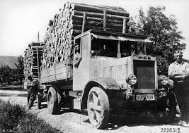 100 History Of Trucks Of Transport Part 42 Where Did Speed And Tonnage Limits