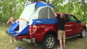 Napier Sportz 57 Series Truck Tent - YouTube