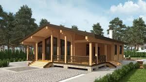 maison bois lamelle colle maison en bois lamellé collé superficie de 130 m