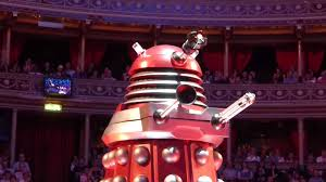Make Dalek Christmas Tree by Daleks At The Dr Who Prom Youtube
