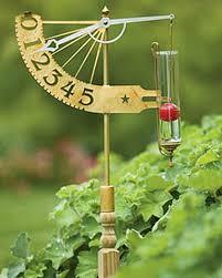 Decorative Rain Gauges Replacement Glass by Jeffersonian Rain Gauge Buy From Gardener U0027s Supply