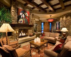Warm Rustic Western Decor Modern Ideas Living Room HOUSE DESIGN And OFFICE