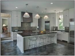 light grey subway tile kitchen tiles home decorating ideas