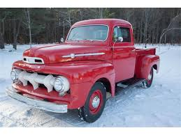 100 Ford F1 Truck 1952 For Sale ClassicCarscom CC936191