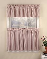 French Country Style Kitchen Curtains by Kitchen Fascinating Country Kitchen Curtains Intended For French