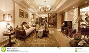 wohnzimmer klassisch stockfoto bild dekoration