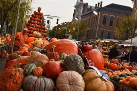 Ohio Pumpkin Festival by The Pumpkin Show Meghan Sours