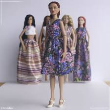 Barbie Doll Inspired Outfits