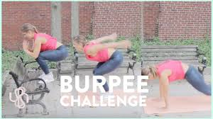 15 Killer Burpee Variations Challenge | Sarah Fit