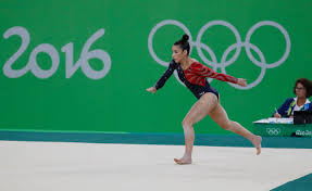 Aly Raisman Floor Routine Olympics 2016 by Aly Raisman Aka U0027grandma U0027 On Course For Rio Medal U2013 The Forward