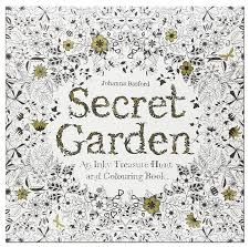 Weve Been Fans Of Johanna Basford Ever Since We Started Selling Her Coloring Book Secret Garden An Inky Treasure Hunt And Colouring Last Year