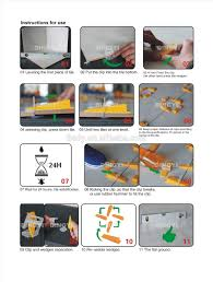 Floor Tile Leveling Spacers by Tile Leveling Floor Fix Plus Levelling System View Marble Fixing