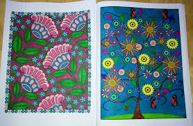 These Are 2 That I Did Using Primarily Bic Mark It Pens And Markers