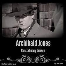 100 Archibald Jones Everything Miss Fisher The Foxy Lady Detective