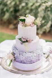 Pretty Blush And Purple Wedding