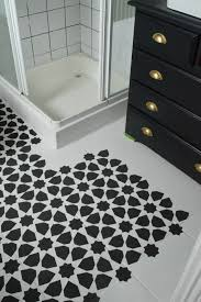 i did it again painted tile floor 2 0 make do and diy