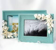 Beach Themed Bathroom Decor Diy by Diy Seashell Frame Crafts Frames For Keepsakes From A Holiday
