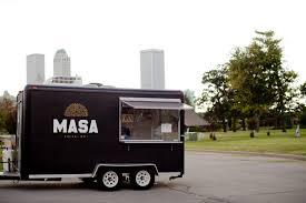 100 Food Trucks Tulsa MASA Truck South American Fusion