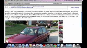 100 Craigslist Cars Trucks By Owner Omaha By And