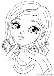 Rock Star A4 Coloring Pages