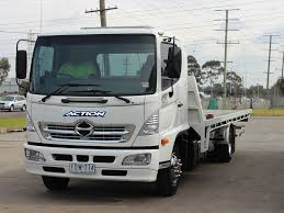 100 Tow Truck Melbourne Action Motor Industries