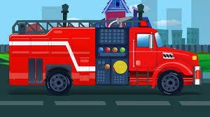 Fire Truck | Kids Fire Engine | Video For Kids | Learn Vehicles ...
